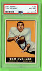 1961 Topps Football Cards 48