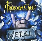 FREEDOM CALL M.E.T.A.L. + 2 JAPAN CD Iron Mask PowerWorld Kiske Lanzer Bonfire