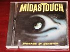 Midas Touch Presage Of Disaster CD 1989 Noise International USA WK 44456 Cut-Out