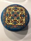 STUNNING VINTAGE FRENCH ART DECO LONGWY POTTERY Covered Trinket Box 5 1 2Tall
