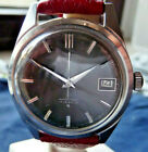 Vintage 1968 black Seiko model 6602-8050 in excellent condition