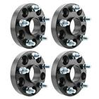 4 Hubcentric 5x1143mm 5x45 1inch 25mm Thick Wheel Spacers For Lexus Toyota