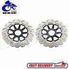 2 Front Brake Rotors for Honda CB 1100 SF X-11 X-Eleven SC42 00-04 CB1300F 01 02