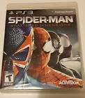 Spider Man Shattered Dimensions CIB good shape PS3 Sony PlayStation 3 2010