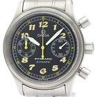 Polished OMEGA Dynamic Chronograph Steel Automatic Mens Watch 5240.50 BF501040
