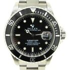Rolex Submariner Date #16610 Stainless Steel Black Dial Oyster Bracelet Watch