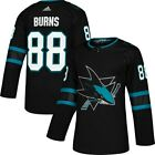 adidas Brent Burns San Jose Sharks Black Alternate Authentic Player Jersey