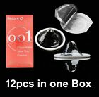 Ultra Thin 0.01mm Condoms-12pcs Natural polyurethane Condoms Latex-free