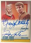 2011 Rittenhouse Archives Star Trek Classic Movies: Heroes & Villains Trading Cards 3