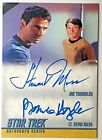2011 Rittenhouse Archives Star Trek Classic Movies: Heroes & Villains Trading Cards 4