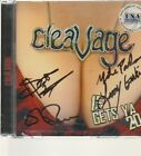 15 Gets Ya 20 (CD) by Cleavage - Signed by Band Members  [Shelf 3A13 GS]