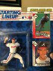 John Smoltz Starting Lineup 1993 Atlanta Braves  NM