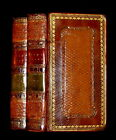 1817 Scarce Book set FAIRY TALES and Novels by the Countess dANOIS