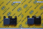 FRONT&REAR BRAKE PADS fit DERBI GP1 50, 2001-2003 GP1