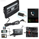 FAA1 MP4 Music Adapter Classic CD MD Black Tape Cassette Adapter Cell Phone