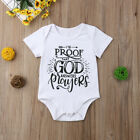 Newborn Toddler Baby Girl Boy Clothes Romper Jumpsuit Bodysuit Sunsuit Outfits