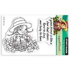 PENNY BLACK RUBBER STAMPS CLEAR A GOOD FRIEND MINI NEW clear STAMP