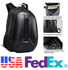 Motorcycle Moped Backpack Hard Shell Casual Helmet bag with USB Charge Plug USA