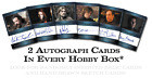 GAME OF THRONES Season 3 Rittenhouse Sealed Trading Card Box - 2 Autographs