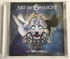 Art Of Anarchy – The Madness CD Disc New