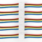 5 sets Micro JST 125mm 2 Pin to 6 Pin Connector plug with Wire Cables JK sl