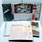 Lot Creative Memories 12x12 Page Protectors x3 Post Bound pages x1 +4 More