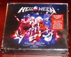 Helloween: United Alive - In Madrid 3 CD Box Set 2019 Nuclear Blast NB USA NEW
