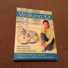 Weight Watchers Walking Kit DVD CD Guide Walk at Home On The Go Exercise