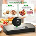 Commercial Vacuum Sealer Machine Seal a Meal Food Saver System with 10 Free Bags