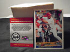 ALBERT PUJOLS BASEBALL TRADING CARD AUTOGRAPH PINPOINT AUTHENICATED