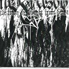 NEKRASOV-THE FORM OF THOUGHT FROM BEAST-CD-FOLD OUT COVER AND VELLUM JACKET