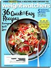 Weight Watchers Magazine 2015 May 36 Quick  Easy Recipes Everyone Will Lov
