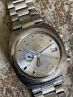 VINTAGE Omega Seamaster 176.001 Chronograph Watch Cal 1040 Automatic UNRESTORED!