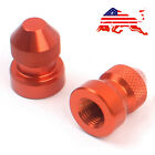 Tire Valve Stem Caps Tyre Wheel Dust Adapter Cover Fits KTM 990 Super Duke MH