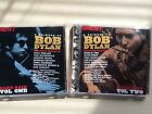 UNCUT - HARD RAIN: A TRIBUTE TO BOB DYLAN VOLUME 1 AND 2 (CD ALBUMS) RARE