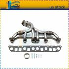 Exhaust Manifold For Jeep Wrangler Cherokee Comanche Grand Stainless Steel 4.0L