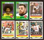 2013 Score Football Team Set w RC - KANSAS CITY CHIEFS w Leon Sandcastle (Green)