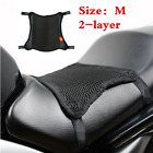 M Size Motorcycle Cool Seat Cover Mesh Cushion Heat Sunscreen Pad Accessories