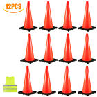 Traffic Cones Safety Conesparking Cones Warning Roads Construction Sites