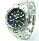 Breitling Superocean Professional Automatik Stahl Stahlband Ref.A17345 Automatik