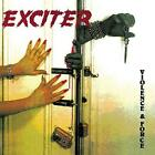 Exciter - Violence And Force (NEW CD)