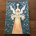 Vintage Antique Kubasta Pop Up Book Nativity Xmas Scene Gloria In Excelsis Deo