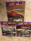 1997 Johnny Lightning Mustang Classics Cars Die Cast Lot of 10 NIB
