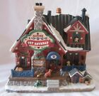 Lemax Christmas Village ALPINE LODGE PET RETREAT # 75255 @2017 New