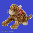 DOTSON the Jaguar TY Beanie Baby 7 inches  Plush collectible toy