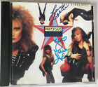 Precious Metal - That Kind Of Girl Autographed Leslie Mara CD US SELLER