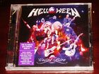 Helloween: United Alive - In Madrid 2 BR Blu-Ray Disc Set 2019 Nuclear Blast NEW