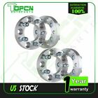 4pcs 1 5x5 to 5x45 Adapter Wheel Spacers Fits 1990 1996 Chevrolet Caprice
