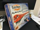 eveready electric train set dry battery operated 00 gauge
