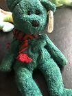 TY Beanie Babies Wallace Bear, Jan. 25 1999, NEW with tag attached